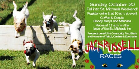 2019 Jack Russell Races tickets
