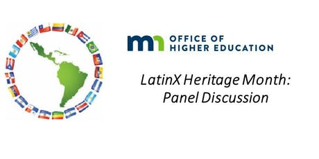 LATINX HERITAGE MONTH: PANEL DISCUSSION  tickets