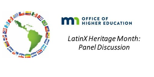 LATINX HERITAGE MONTH: PANEL DISCUSSION
