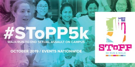 2019 Virtual SToPP5k Spin to End Sexual Assault on Campus tickets
