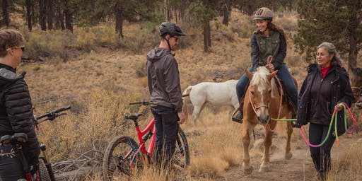 Dynamics of Bike and Horse- Oregon Trails Summit Mobile Workshop