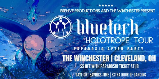 Bluetech (Papadosio Afterparty)