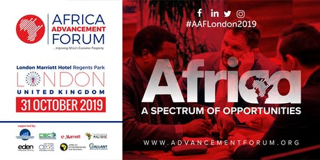 Africa Advancement Forum  tickets