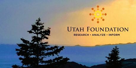 Utah Foundation: Game Changers Breakfast tickets