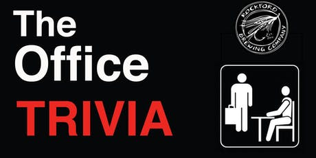 The Office TRIVIA at RBC! tickets