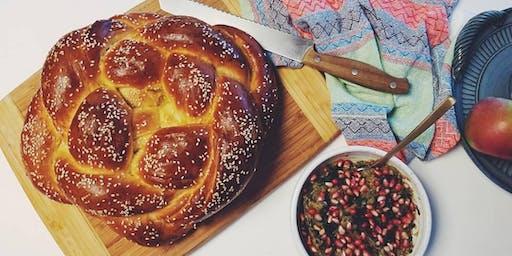 Rosh Hashanah Challah Workshop