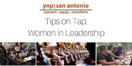 YNP Tips on Tap: Women in Leadership tickets