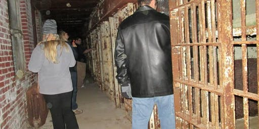 The Midnight Ghosting Tour Crown Point Old Jail