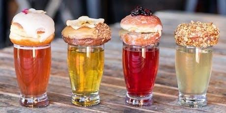 Boston Hard Cider & Doughnut Fest tickets