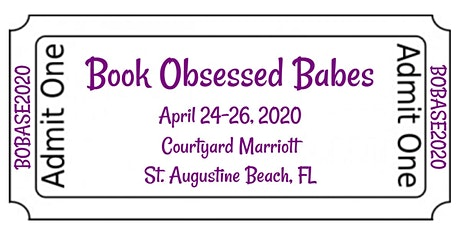 Book Obsessed Babes 2020 tickets