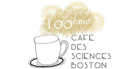 """Café des Sciences #100 : """"J'innove donc je suis"""" billets"""