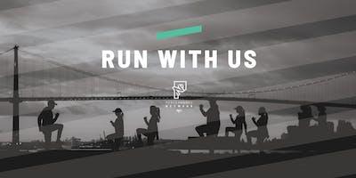 Run with Us at RYU Fashion Island, Newport Beach