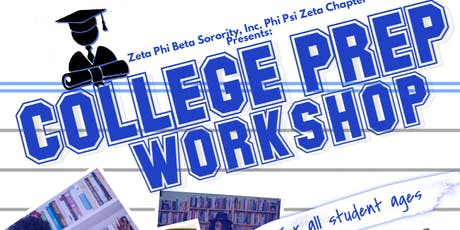 College Prep Workshop tickets