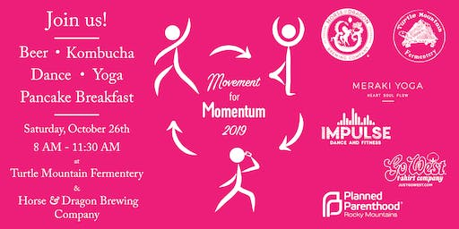 Movement for Momentum - Start at Turtle Mountain Fermentery