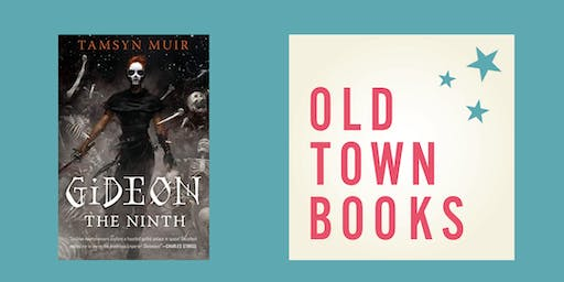 Old Town Book(s) Club: Gideon the Ninth Tickets, Sat, Oct 5