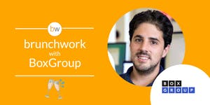 David Tisch (BoxGroup) & Adam Galinsky brunchwork