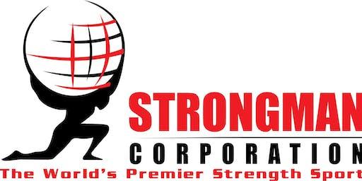 American Strongman & Strongwoman Competition Orlando