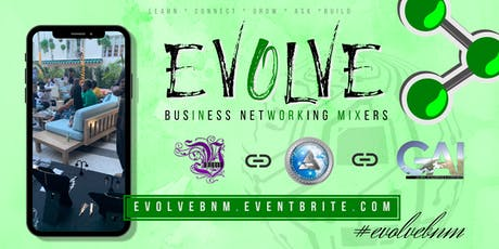 Evolve  Business Networking Mixer - Central Miami tickets
