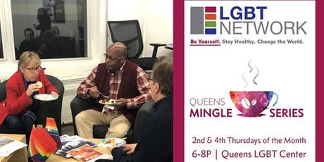 Mingle for Older Adults (Ages 50 and up) tickets