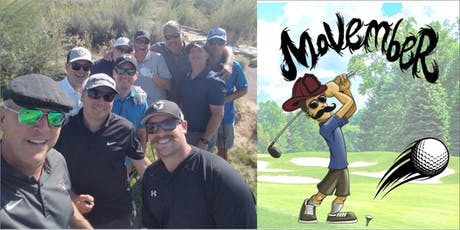 3rd Annual Mustaches and Mulligans Golf Tournament tickets