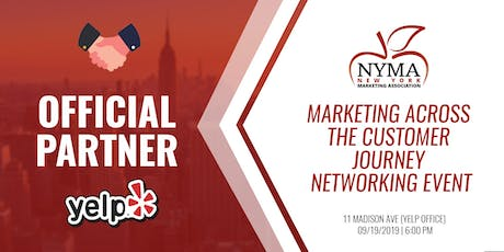 Marketing Across the Customer Journey Networking Event tickets