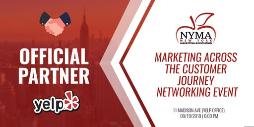 Marketing Across the Customer Journey Networking Event