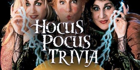 Hocus Pocus Trivia & Costume Contest! tickets