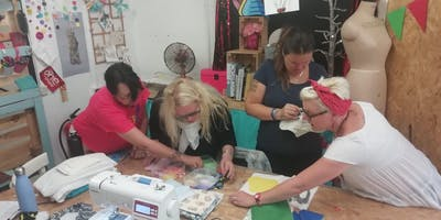 Cloth Sanitary Pad Workshop