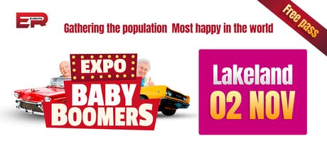Expo Baby Boomers | Lakeland tickets