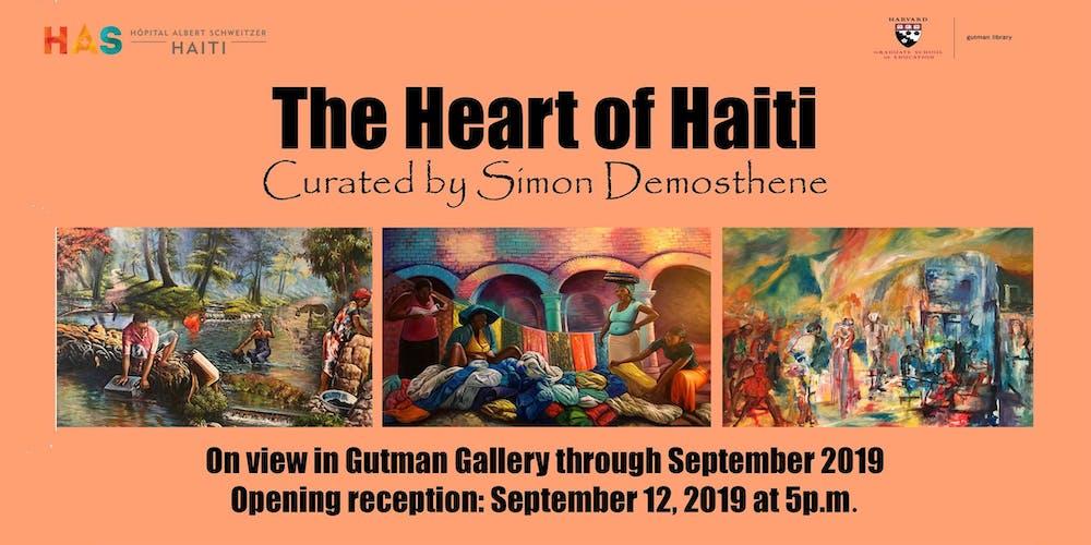 The Heart of Haiti Tickets, Thu, Sep 12, 2019 at 5:00 PM