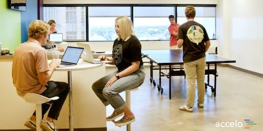 Accelo Denver Startup Crawl!