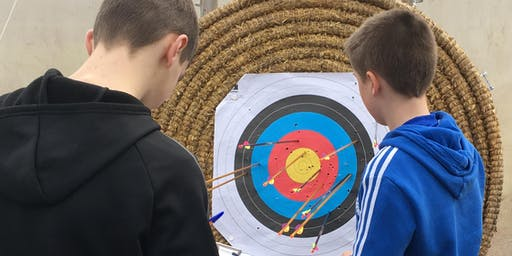Windmill Archery Club Junior Training Sessions September - October 2019