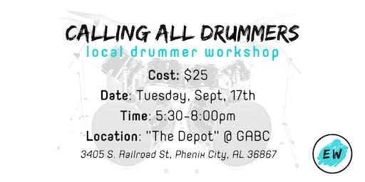 Local Drummer Workshop