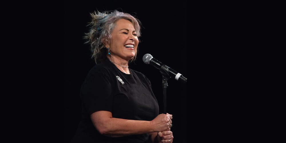 Roseanne Show 2020.Roseanne Barr Tickets Sat Apr 18 2020 At 8 00 Pm Eventbrite