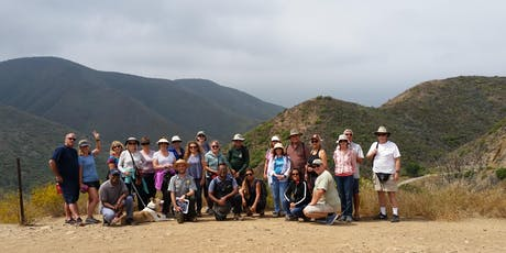 Hike into History at Rancho Sierra Vista tickets