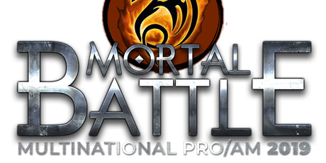PHOTO SHOOT SERVICES FOR WFF MORTAL BATTLE MULTINATIONAL PRO/AM 2019 tickets