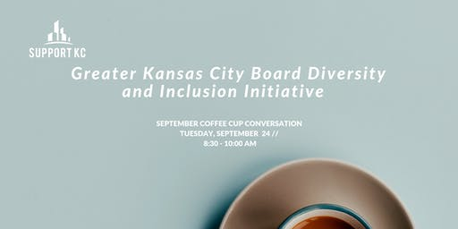 Greater Kansas City Board Diversity and Inclusion initiative