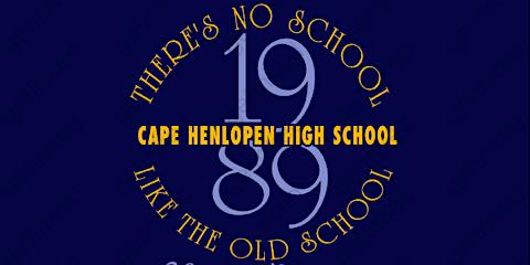 Cape Class of 1989 Reunion