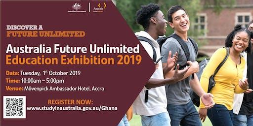 Australia Future Unlimited Education Exhibition 2019 - Accra