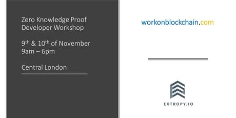 FREE TWO-DAY Zero Knowledge Proof Developer Workshop tickets