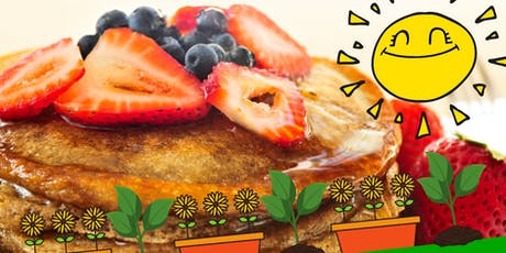 Pancakes in the Garden - Benefit Keep Phoenix Beautiful tickets