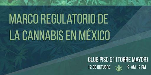 Taller en Marco Regulatorio de la Cannabis en México