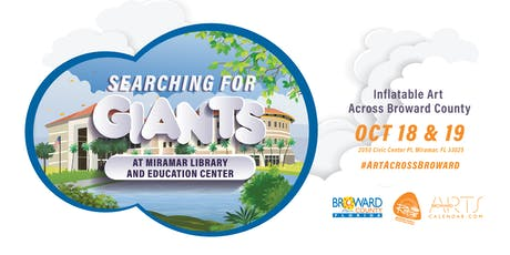 Searching For Giants: Inflatable Art in Miramar (location 8) tickets