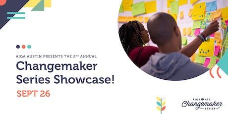 2019 Changemaker Series Showcase tickets