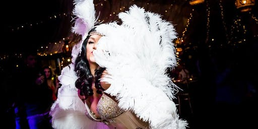New Year's Eve Red Carpet Party at the Crazy Bear Beaconsfield
