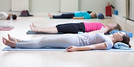Gestion du stress par Yoga Nidra et développement personnel billets