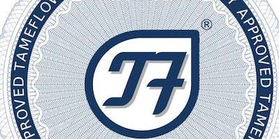 MT - MASTER THROUGHPUT - Chicago (Certified Tameflow Kanban Training)