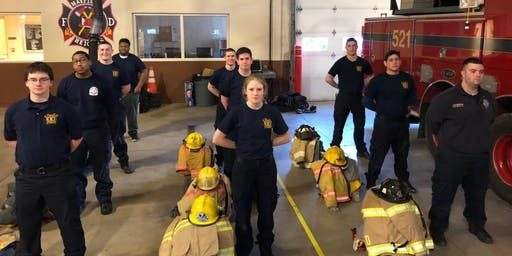 East Side Fire Explorers Open House