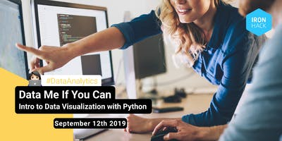 Data me if you can | Intro to Data Visualization with Python