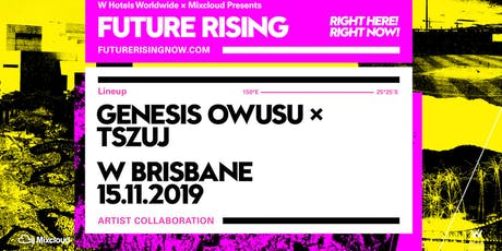 Future Rising Presents: Genesis Owusu x Tszuj tickets